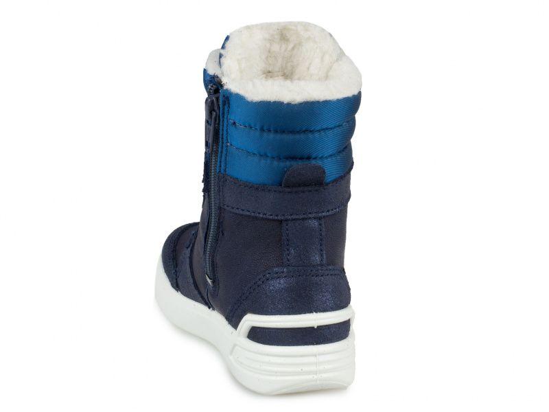 дівчачі черевики ecco ginnie 736642(50750) комбінований верх фото 1