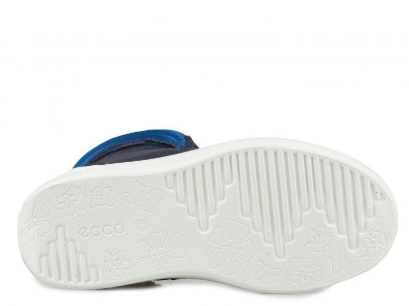 дівчачі черевики ecco ginnie 736642(50750) комбінований верх фото 3