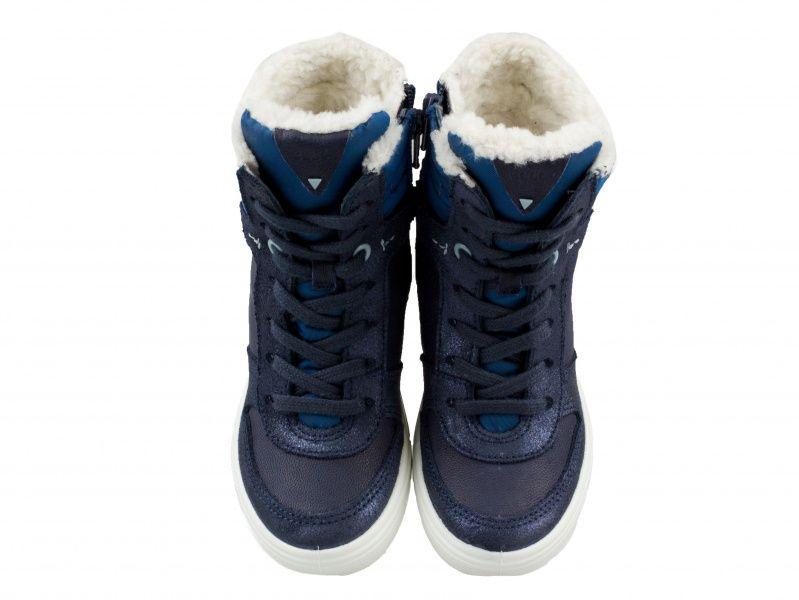 дівчачі черевики ecco ginnie 736642(50750) комбінований верх фото 4