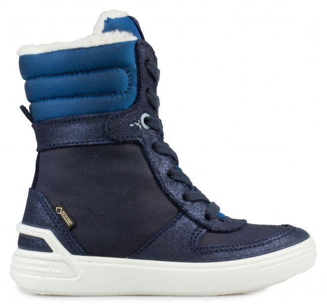 дівчачі черевики ecco ginnie 736642(50750) комбінований верх