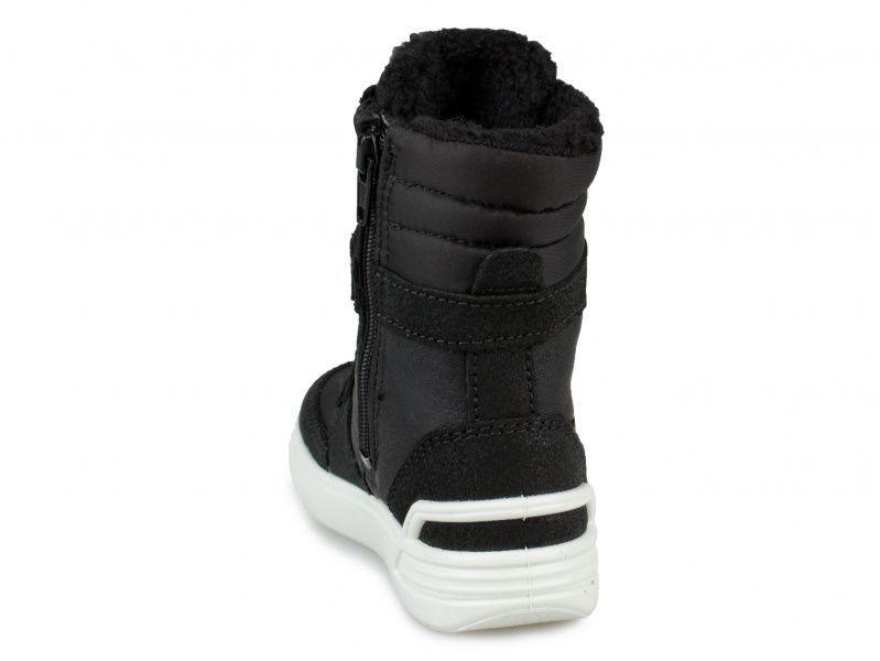 дівчачі черевики ecco ginnie 736642(51707) комбінований верх фото 1