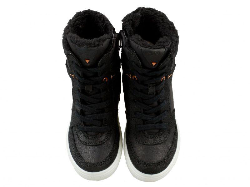 дівчачі черевики ecco ginnie 736642(51707) комбінований верх фото 4