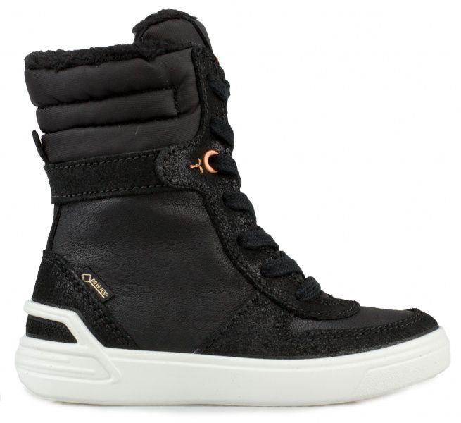 дівчачі черевики ecco ginnie 736642(51707) комбінований верх