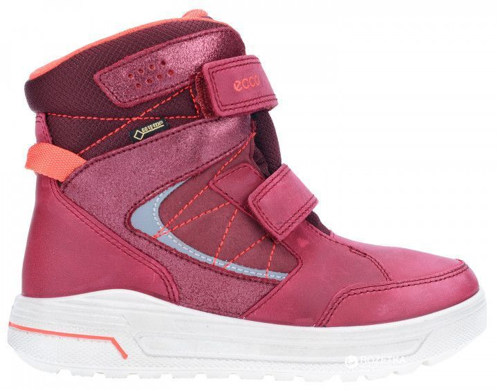 Купить Ботинки детские ECCO URBAN SNOWBOARDER ZK3107, Красный