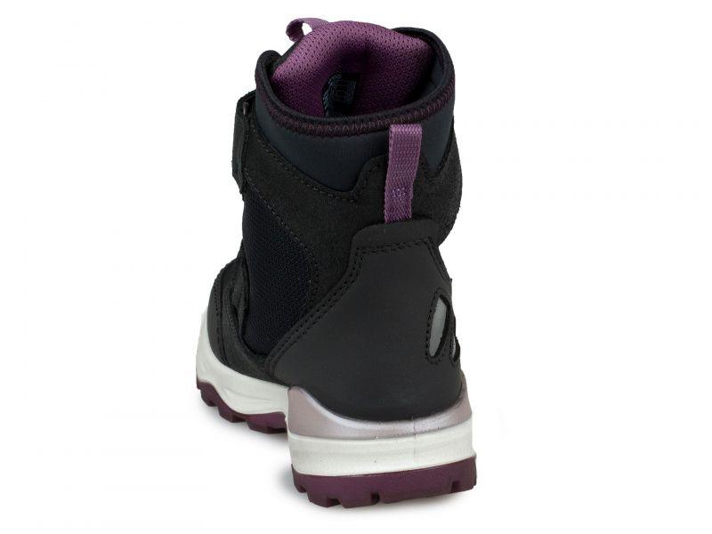 дівчачі черевики ecco snow mountain 710222(50747) комбінований верх фото 1