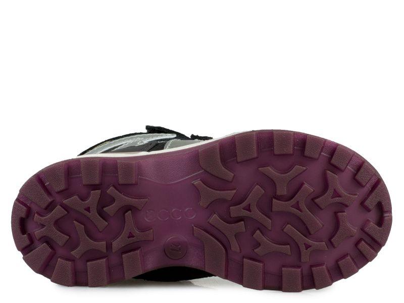 дівчачі черевики ecco snow mountain 710222(50747) комбінований верх фото 3