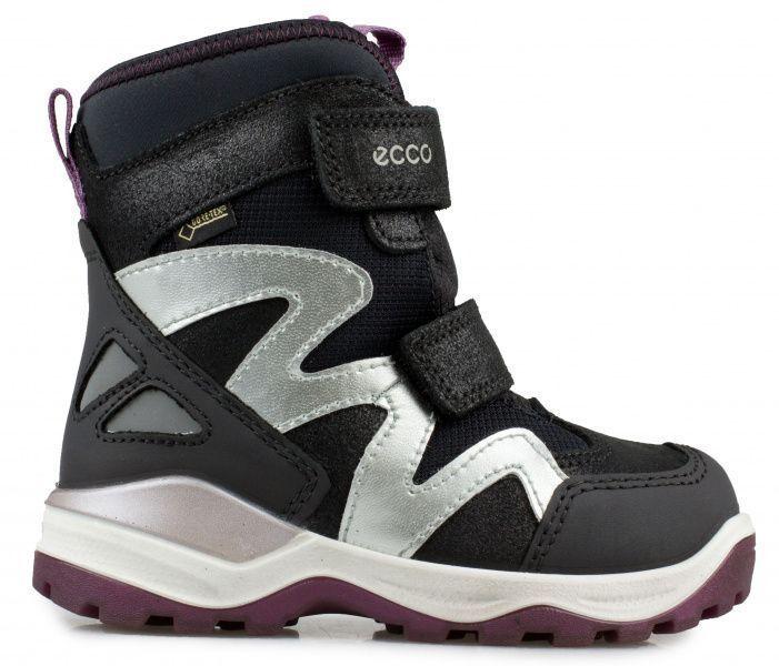 дівчачі черевики ecco snow mountain 710222(50747) комбінований верх