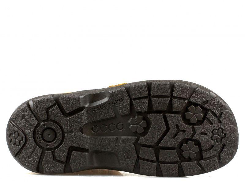 Ботинки для детей ECCO SNOWRIDE ZK3112 размерная сетка обуви, 2017