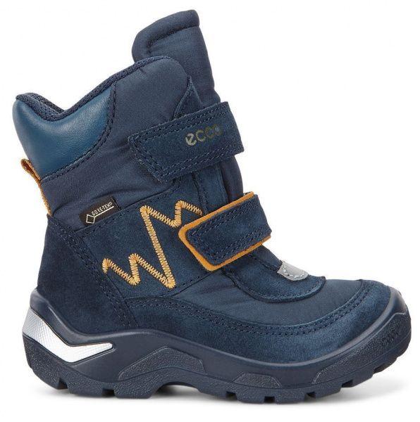 хлопчачі черевики ecco snowride 751331(50595) комбінований верх