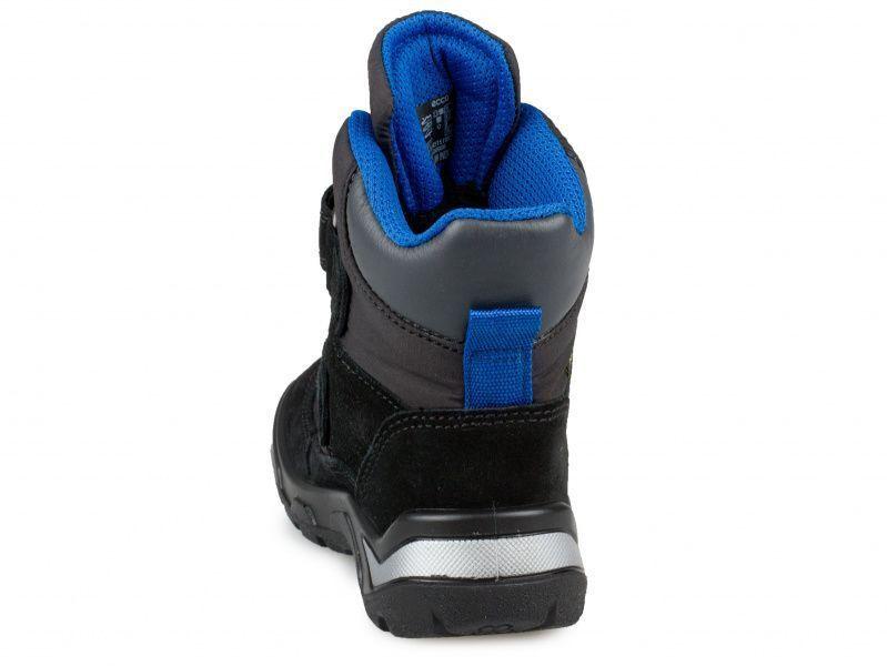 хлопчачі черевики ecco snowride 751331(51052) комбінований верх фото 1