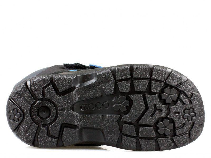 хлопчачі черевики ecco snowride 751331(51052) комбінований верх фото 3