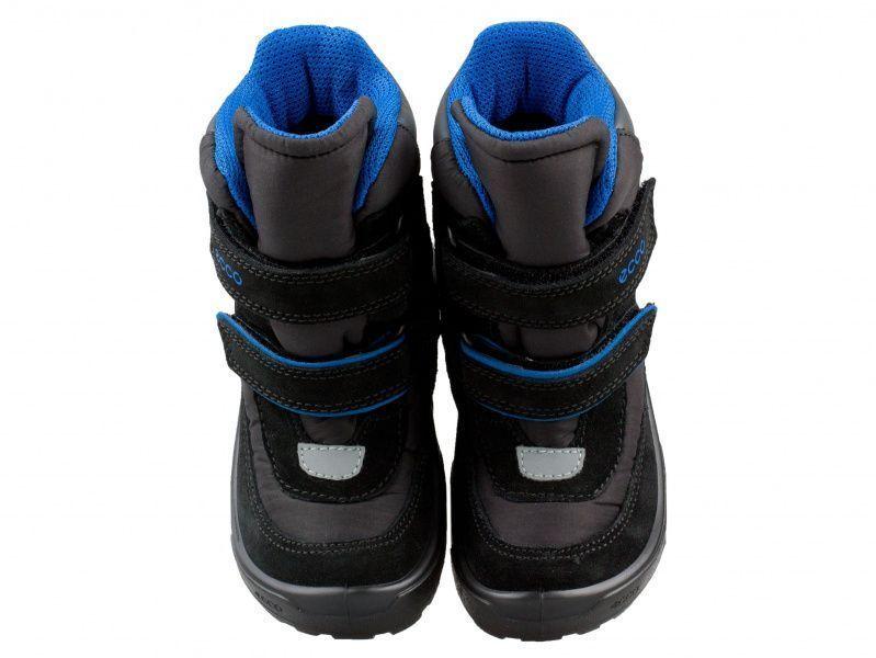 хлопчачі черевики ecco snowride 751331(51052) комбінований верх фото 4