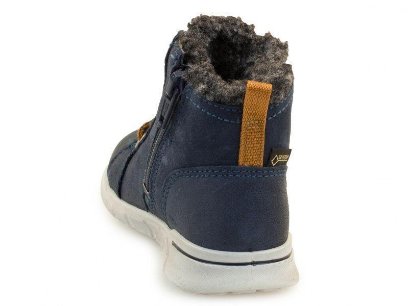 хлопчачі черевики ecco first 754211(01038) шкіряні фото 1