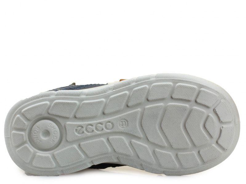 хлопчачі черевики ecco first 754211(01038) шкіряні фото 3