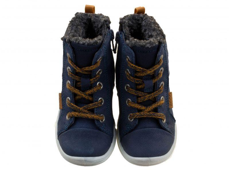 хлопчачі черевики ecco first 754211(01038) шкіряні фото 4