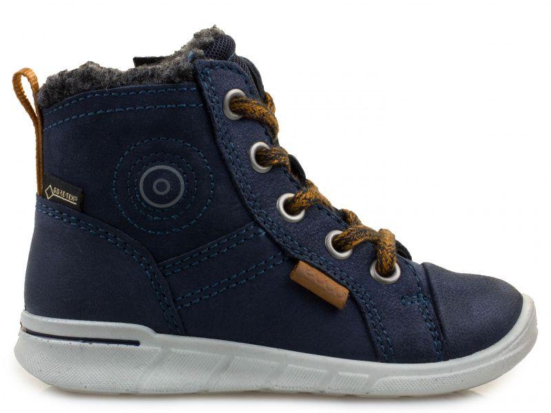 хлопчачі черевики ecco first 754211(01038) шкіряні