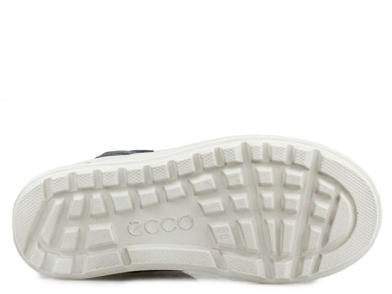 хлопчачі черевики ecco urban snowboarder 722102(58854) комбінований верх фото 3