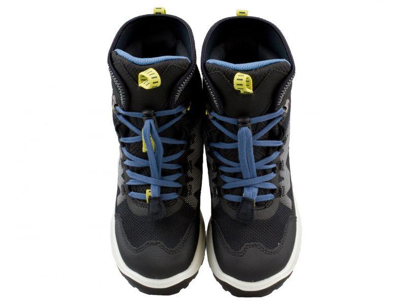 хлопчачі черевики ecco snow mountain 710202(50744) комбінований верх фото 4