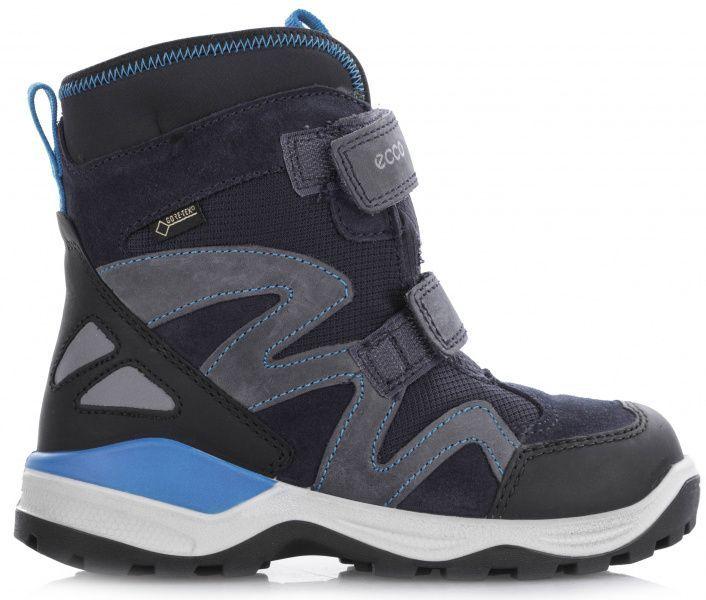 Купить Ботинки детские ECCO SNOW MOUNTAIN ZK3123, Черный