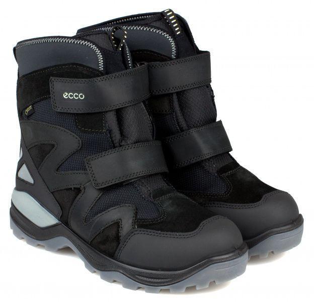 Ботинки детские ECCO SNOW MOUNTAIN ZK3125 размерная сетка обуви, 2017