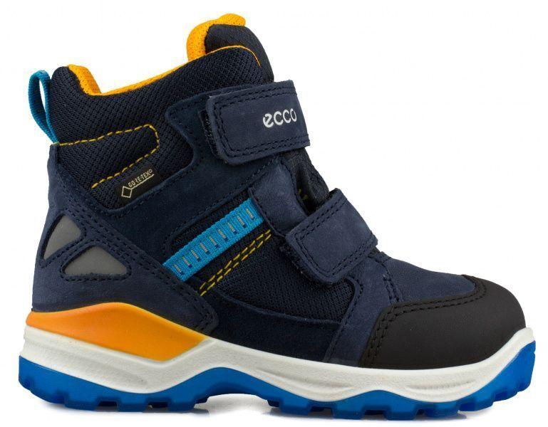 Ботинки детские ECCO SNOW MOUNTAIN ZK3126 размерная сетка обуви, 2017