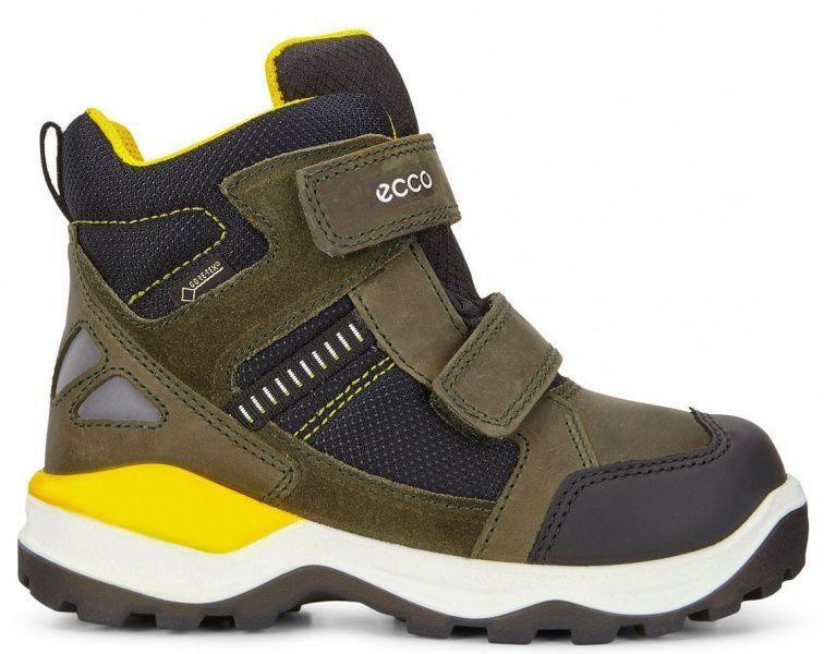 Купить Ботинки детские ECCO SNOW MOUNTAIN ZK3127, Черный