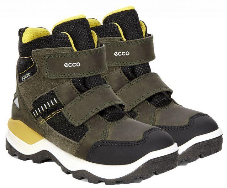 Ботинки детские ECCO SNOW MOUNTAIN ZK3128 брендовая обувь, 2017