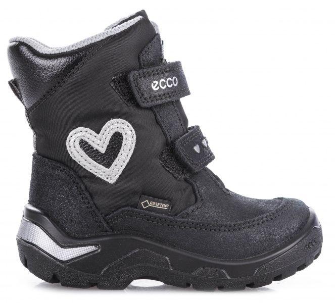 дівчачі черевики ecco snowride 751291(51052) комбінований верх