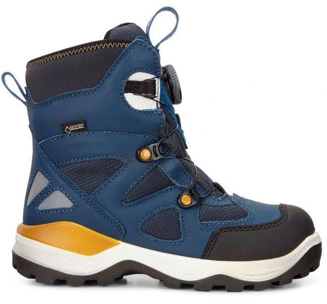 Купить Ботинки детские ECCO SNOW MOUNTAIN ZK3134, Синий