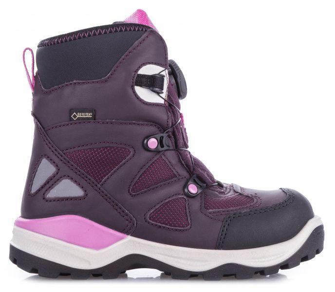 дівчачі черевики ecco snow mountain 710232(50749) шкіряні/текстильні