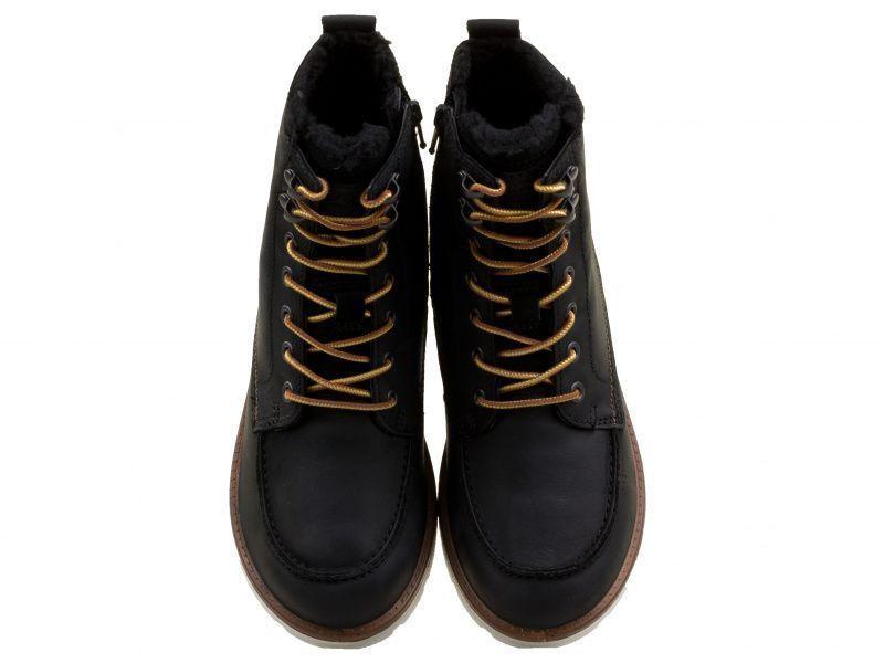 Ботинки детские ECCO JAYDEN ZK3137 размерная сетка обуви, 2017