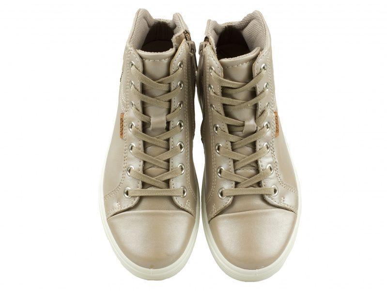 Ботинки детские ECCO S7 TEEN ZK3161 брендовая обувь, 2017