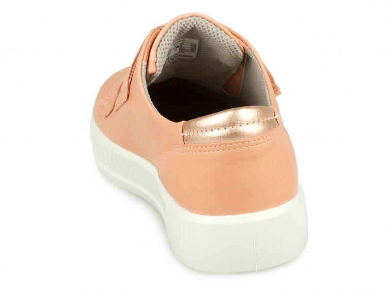 Полуботинки детские ECCO S8 ZK3163 размеры обуви, 2017