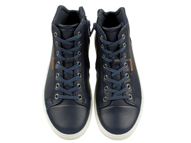 Ботинки детские ECCO S7 TEEN ZK3164 брендовая обувь, 2017
