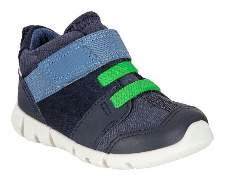 Купить Ботинки для детей ECCO INTRINSIC MINI ZK3180, Синий