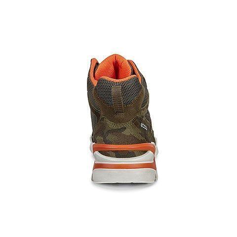 Ботинки детские ECCO BIOM VOJAGE ZK3185 брендовая обувь, 2017