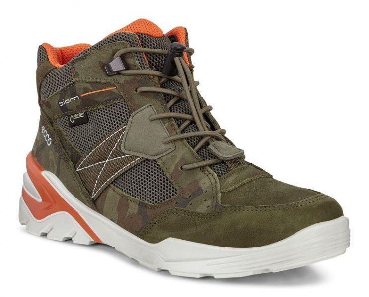 Купить Ботинки для детей ECCO BIOM VOJAGE ZK3185, Зеленый