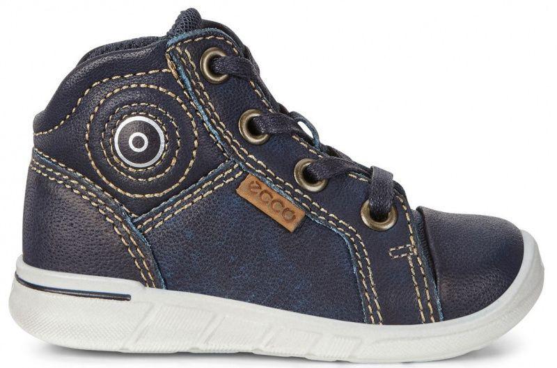 Купить Ботинки детские ECCO FIRST ZK3220, Синий