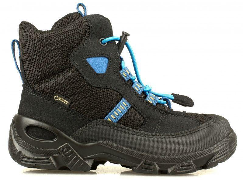 хлопчачі черевики ecco snowboarder 721232(50189) комбінований верх фото 2