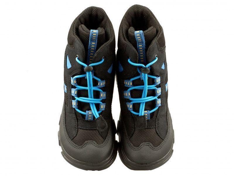 хлопчачі черевики ecco snowboarder 721232(50189) комбінований верх фото 4
