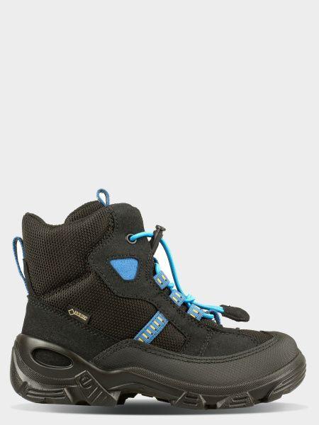 хлопчачі черевики ecco snowboarder 721232(50189) комбінований верх