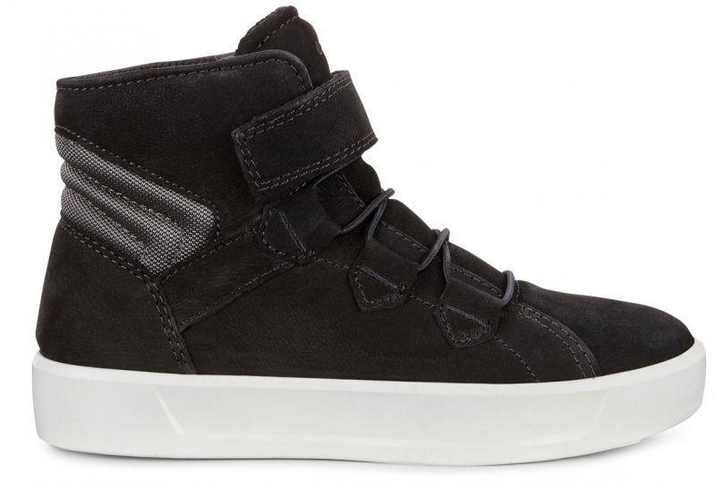 Купить Ботинки детские ECCO S8 ZK3243, Черный
