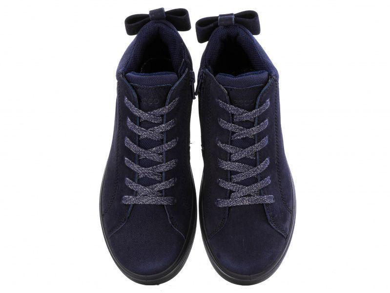 Ботинки для детей ECCO S7 TEEN ZK3250 брендовая обувь, 2017