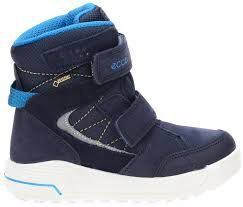 Купить Ботинки для детей ECCO URBAN SNOWBOARDER ZK3272, Синий