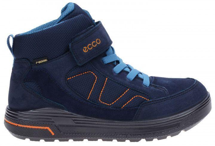 Купить Ботинки детские ECCO URBAN SNOWBOARDER ZK3276, Синий