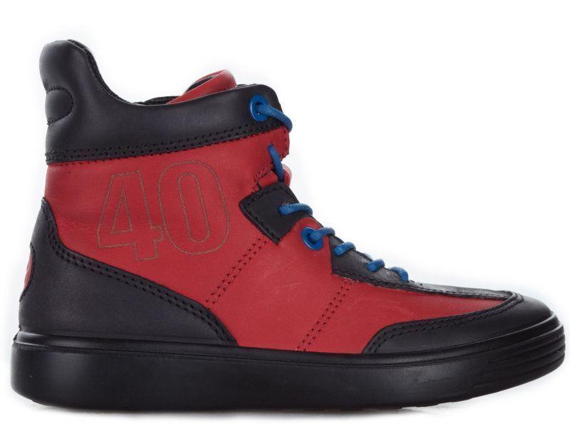 Купить Ботинки для детей ECCO S7 TEEN ZK3278, Красный