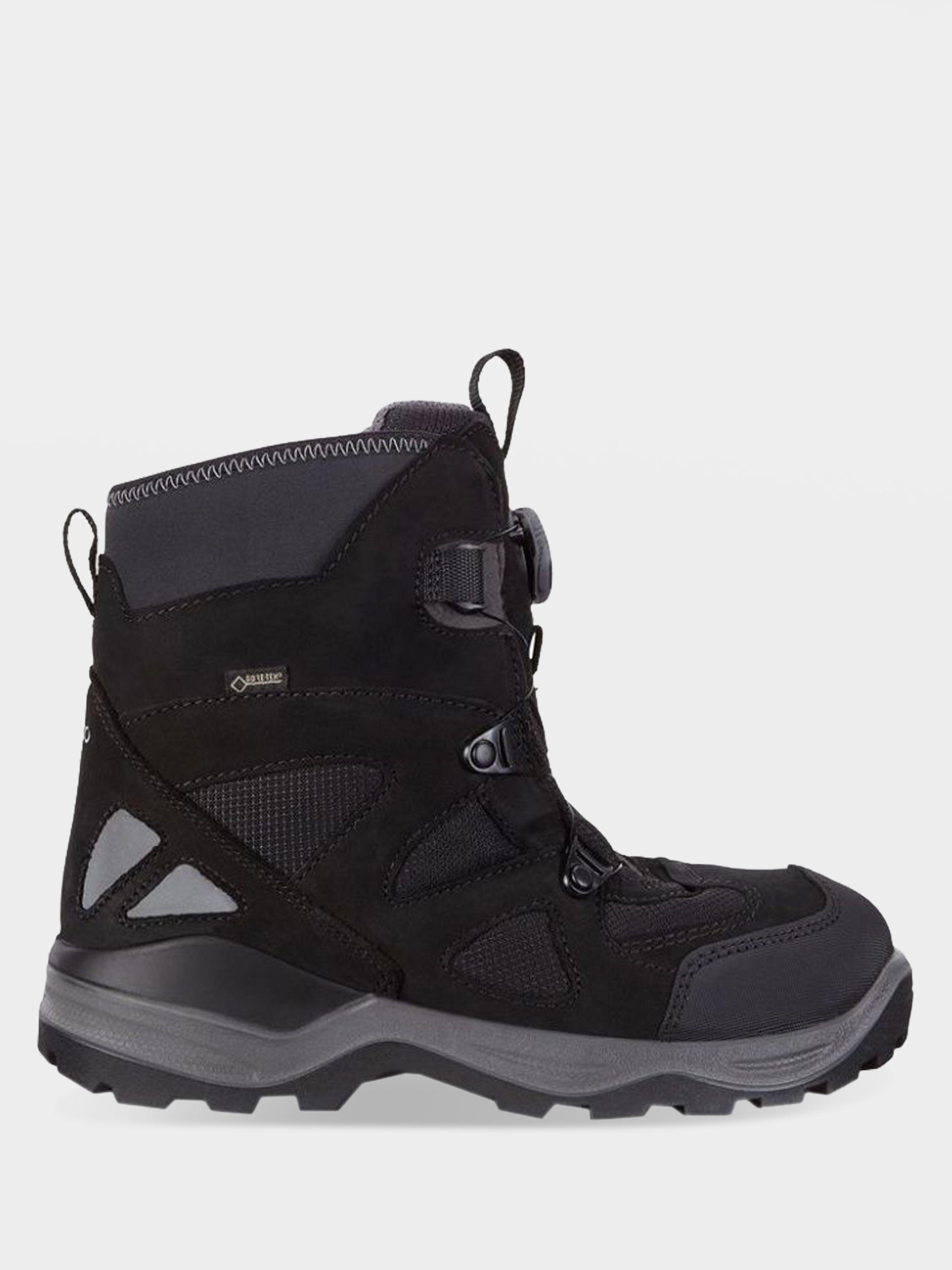 Купить Сапоги для детей ECCO SNOW MOUNTAIN ZK3290, Черный