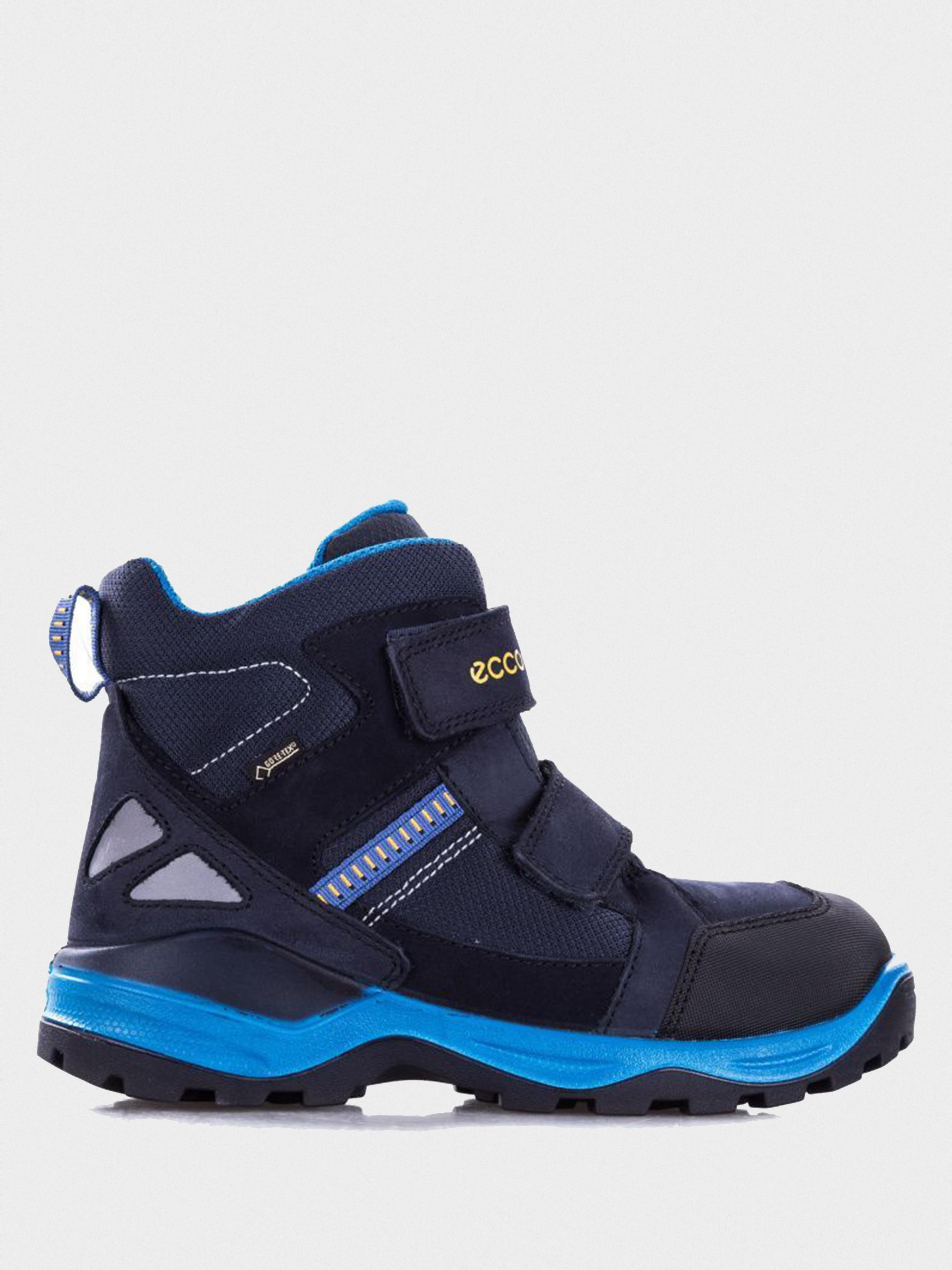 Купить Ботинки детские ECCO SNOW MOUNTAIN ZK3291, Синий