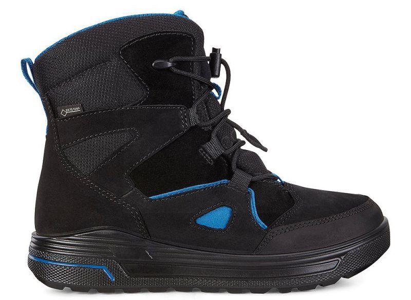 Купить Ботинки для детей ECCO URBAN SNOWBOARDER ZK3294, Черный