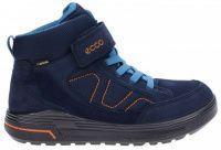детская обувь ECCO синего цвета характеристики, 2017